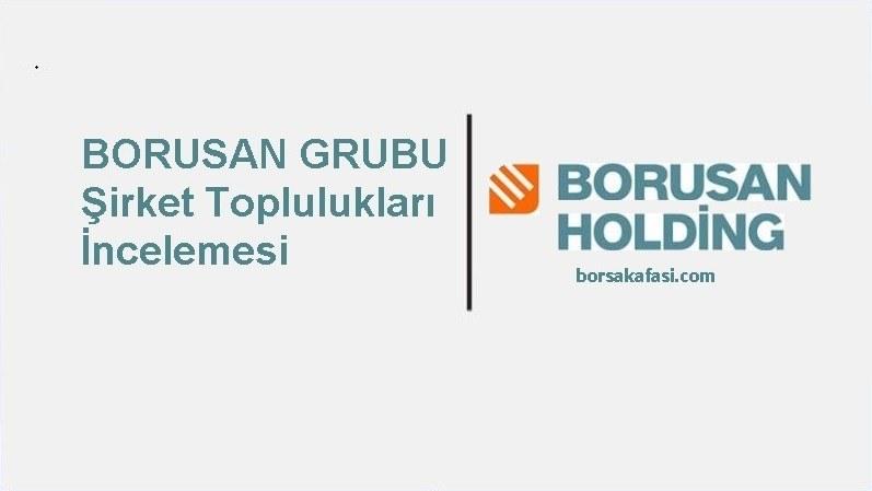 borsa borusan holding kapak fotoğrafı