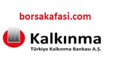 KLNMA Kalkınma Bankası hisse senedi teknik analiz.