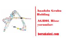 AGHOL Anadolu Grubu Holding hisse senedi yorumları