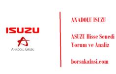 ASUZU Anadolu Isuzu hisse senedi yorumları