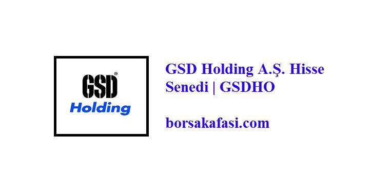 GSD Holding A.Ş. Hisse Senedi Yorumları | GSDHO