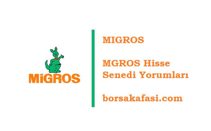 MGROS MIGROS Hisse Senedi Yorumları
